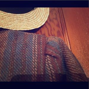 Vintage (1980s) Sasson striped blazer